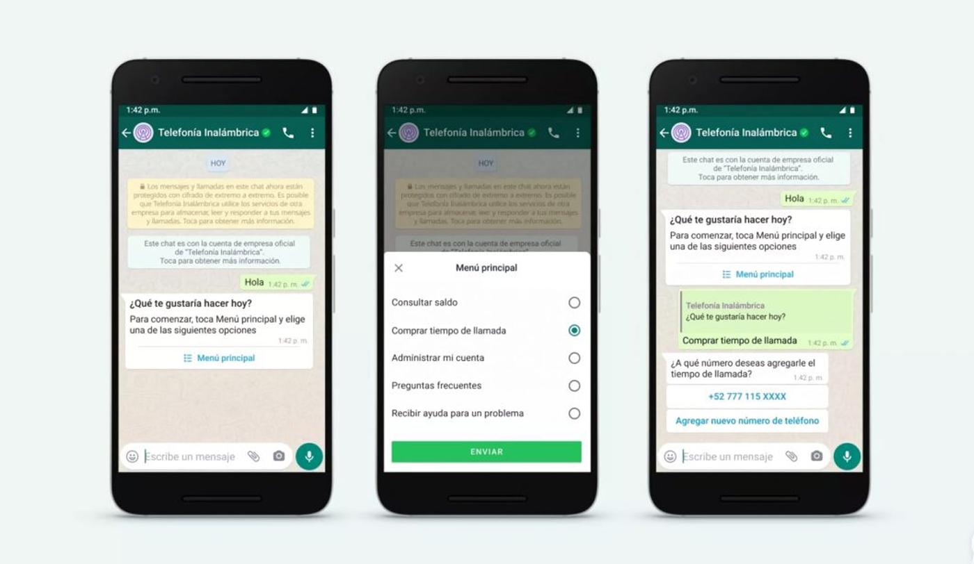 whatsapp business y la comunicación